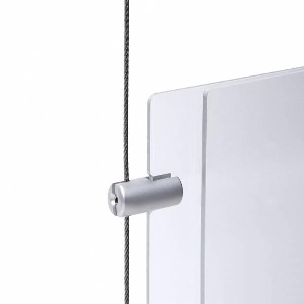 Morsetto singolo 4mm per cavo da 1,5 mm Appendo