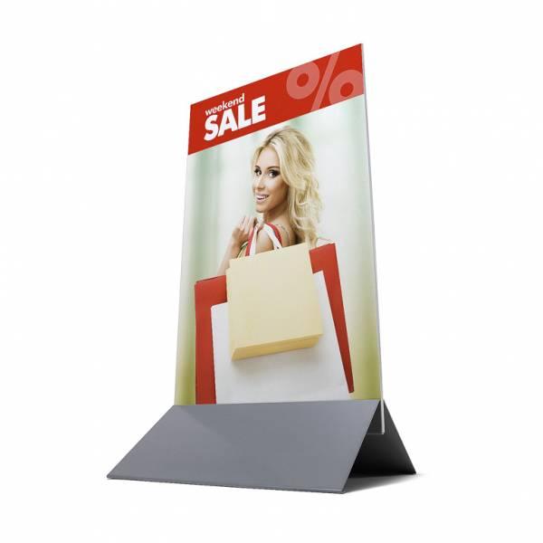Base per pannelli pubblicitari 60 cm