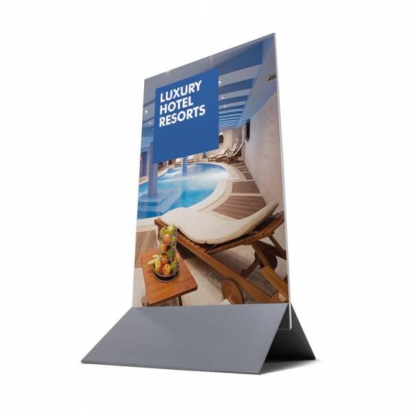 Base per pannelli pubblicitari 30 cm