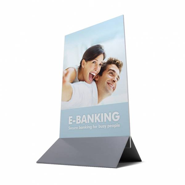 Base per pannelli pubblicitari 50 cm