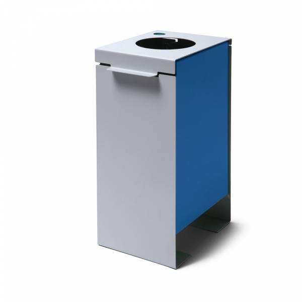 Cestino per rifiuti e raccolta differenziata Blu