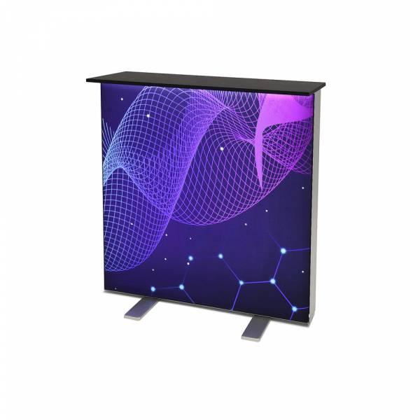 Light Box The bright box 85x200cm counter graphic Samba