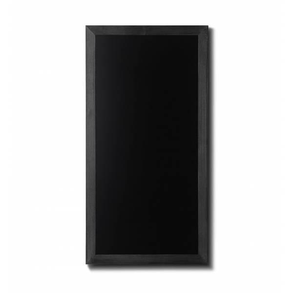 Lavagna nera da Parete 56x100 con cornice Nera