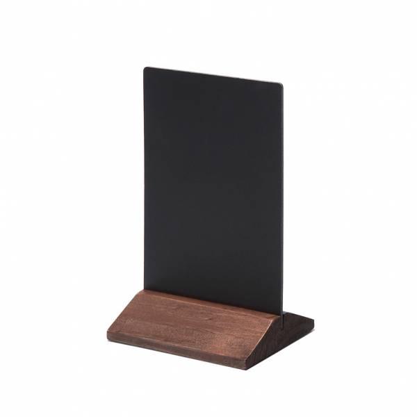 Lavagnetta da tavolo Economy 10x14 con base marrone scuro