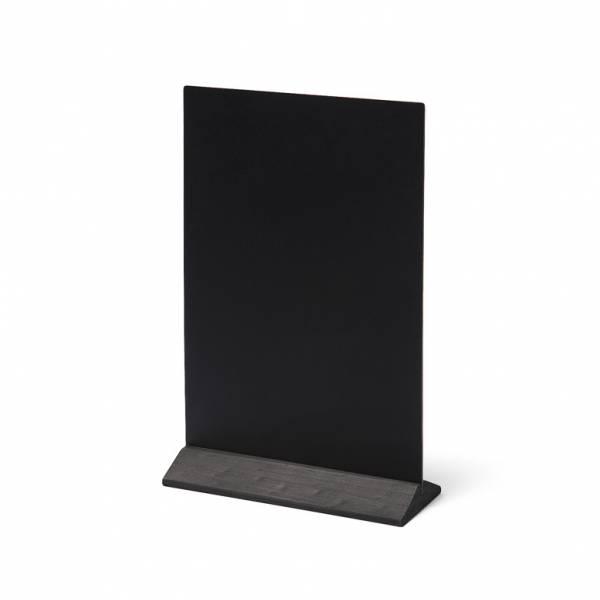 Lavagnetta da tavolo Economy 21x29 con base nera