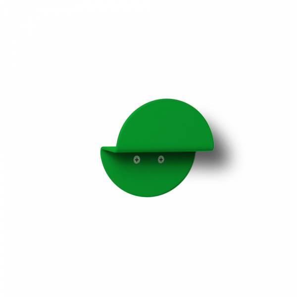 Appendiabiti da parete Colore Verde