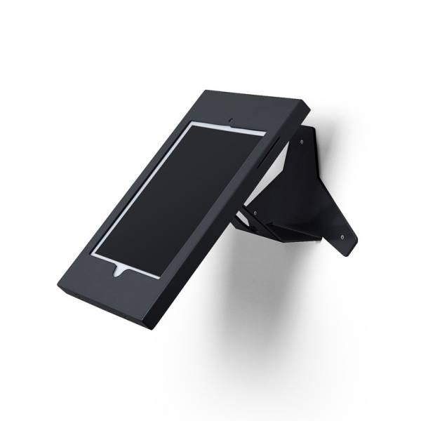 Porta iPad 10' da parete angolare Nero