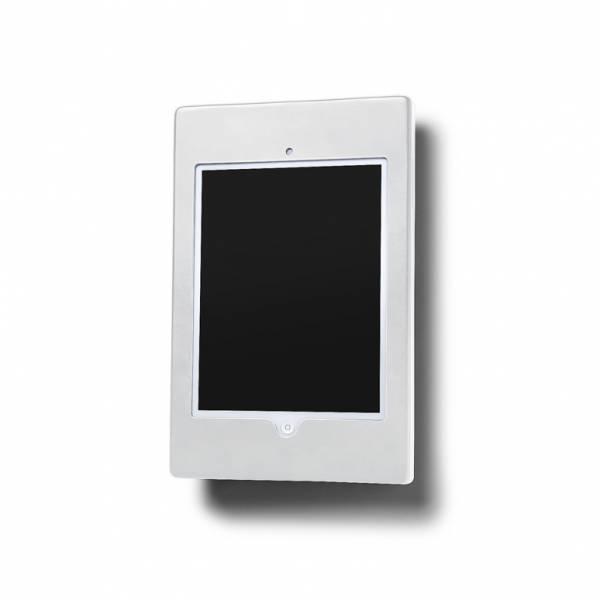 Porta tablet 10' da parete piatto Slimcase - Bianco