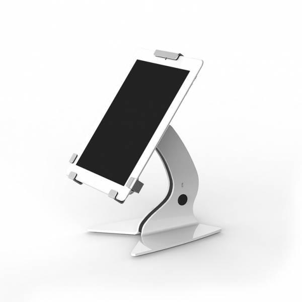 Porta tablet da tavolo Trigrip 7', 10' e 13' -  Trigrip Bianco e nero