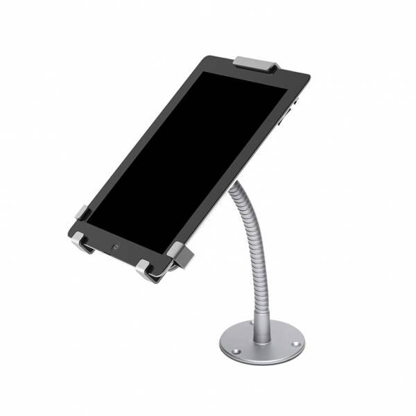 Porta tablet da tavolo con braccio flessibile 7' Trigrip