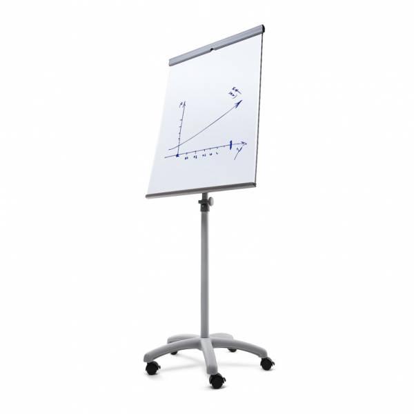 Lavagna Magnetica Premium a fogli mobili Flipchart SCRITTO® - Base a stella