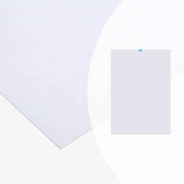 Protezione antiriflesso per poster A4