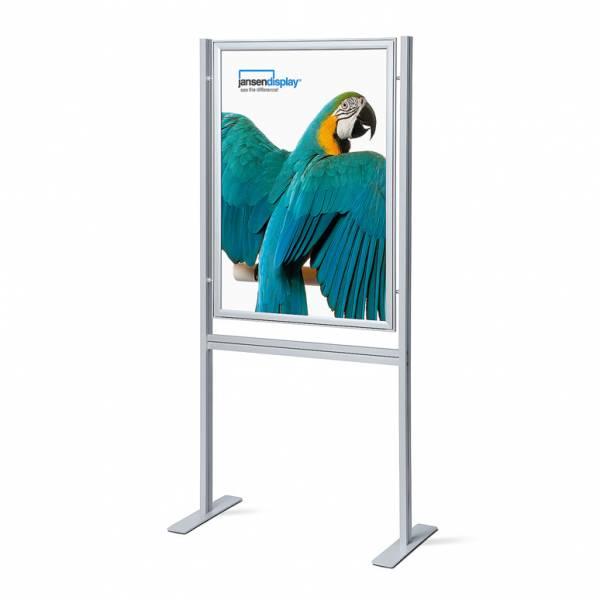 Porta poster da terra Info Board
