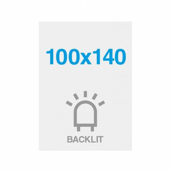 Pellicola Backlit Premium con superficie satinata 200g/m2, 100x140