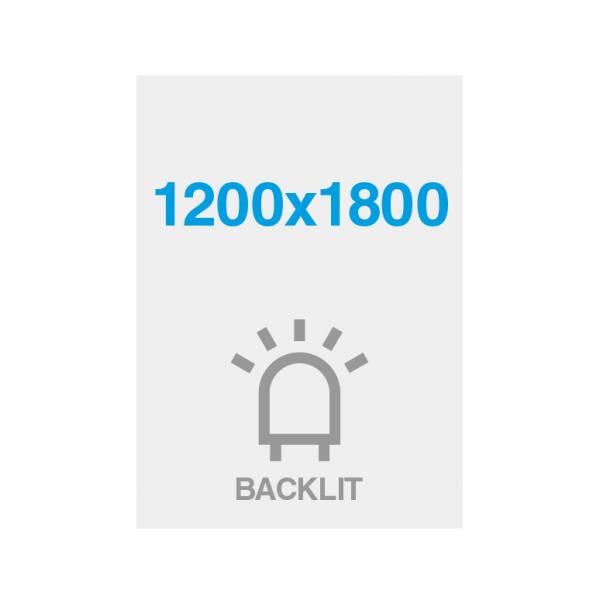 Pellicola Backlit Premium con superficie satinata 200g/m2, 120x180
