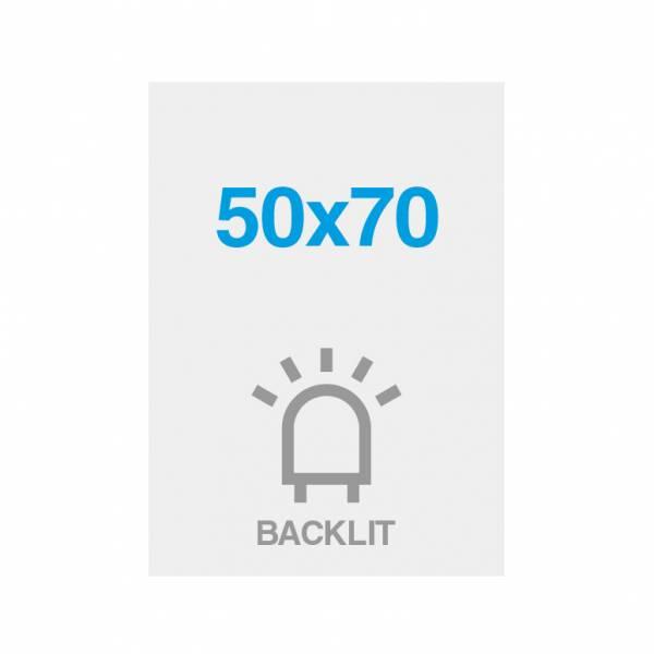 Pellicola Backlit Premium con superficie satinata 200g/m2, 50x70