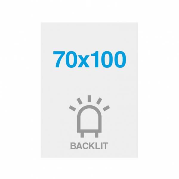 Pellicola Backlit Premium con superficie satinata 200g/m2, 70x100
