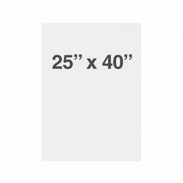 """Carta per poster satinata 25""""x40', 135g/m2"""