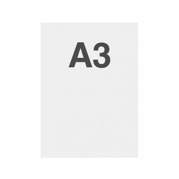 Carta per poster satinata A3, 135g/m2