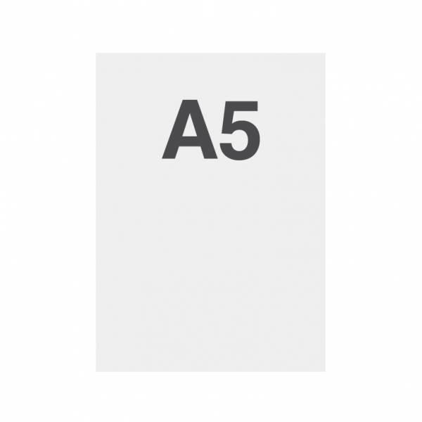 Carta per poster satinata A5, 135g/m2