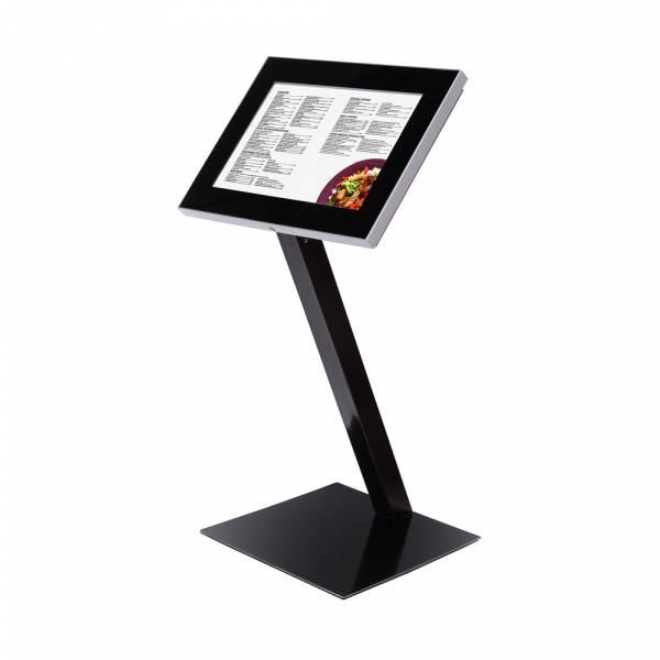 Leggio porta menu da esterno Premium a LED