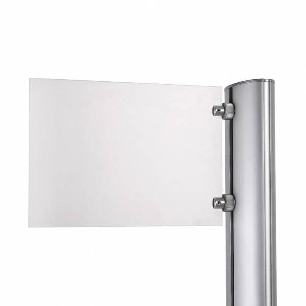 Porta logo laterale per Espositore Multistand