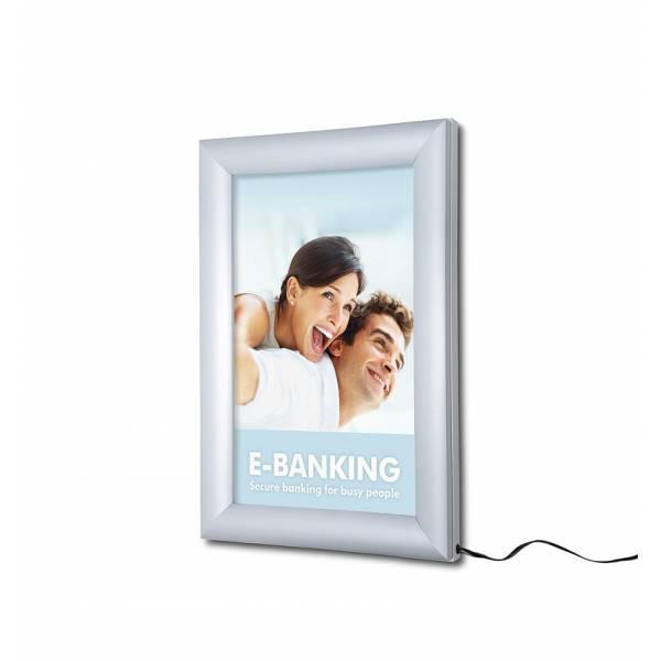 Cornice Luminosa da Parete A4 a LED