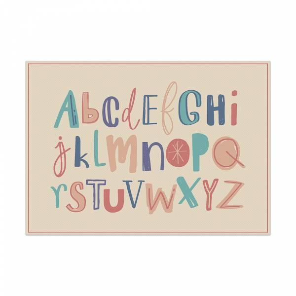 PLM6 Alphabet I26