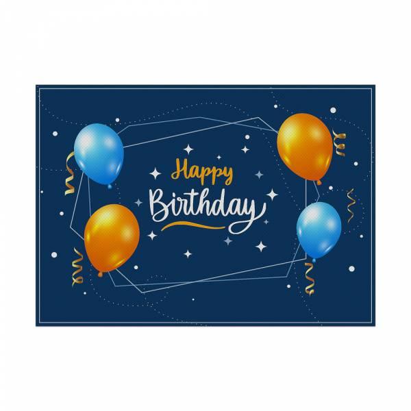 Placemat Birthday
