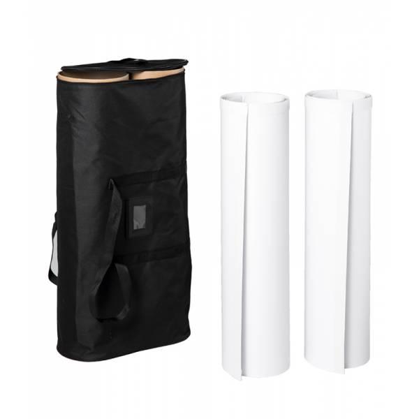 Pop-Up Fabric Premium Side Panels
