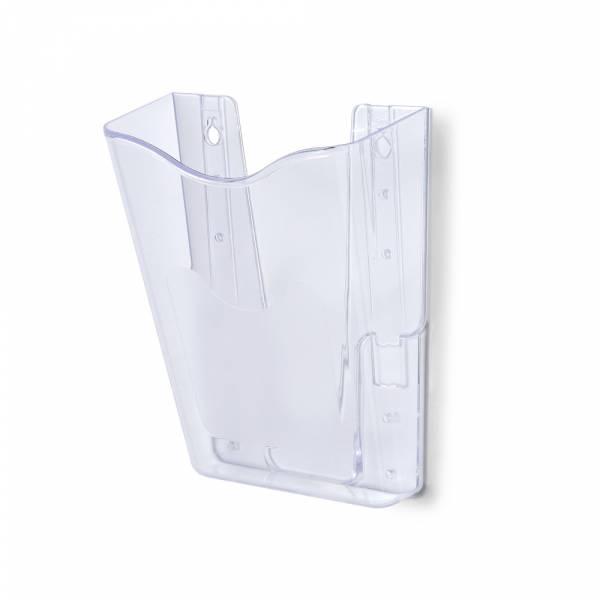 Tasca portadepliant da Parete 1/3 di A4 - Confezione da 6 pezzi