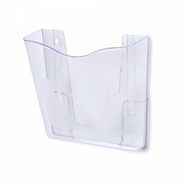 Tasca portadepliant da Parete A4 - Confezione da 6 pezzi