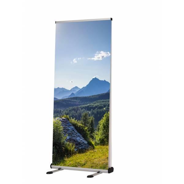 Banner pubblicitario da esterno Open-Air 85x200 cm