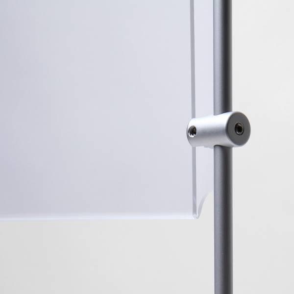 Morsetto Laterale per Sistema Espositivo Rod