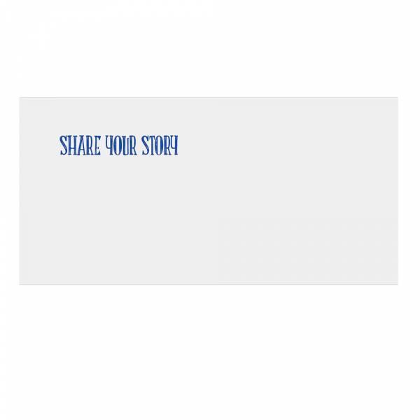 Pellicola adesiva scrivibile bianca 45x100