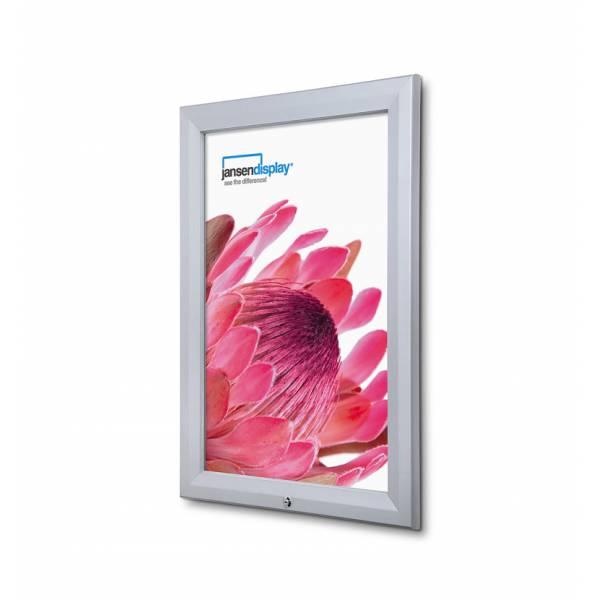Bacheca da esterno porta poster Certificata IP56