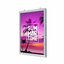 Cornice per poster a LED Slide-In