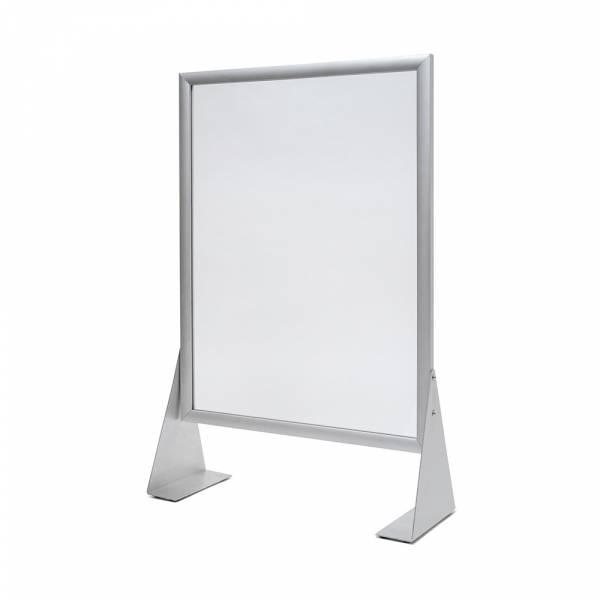 Divisorio acrylglass da scrivania e bancone Premium