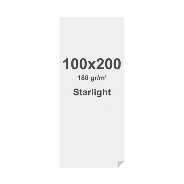 Fabric Frame Graphic Starlight (SEG) 180g/m2 Sublimation Print 100 x 200 cm