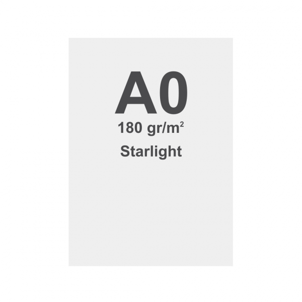 Fabric Frame Graphic Starlight (SEG) 180g/m2 Sublimation Print A0
