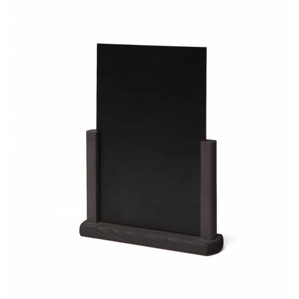 Lavagnetta da tavolo A5 base nera