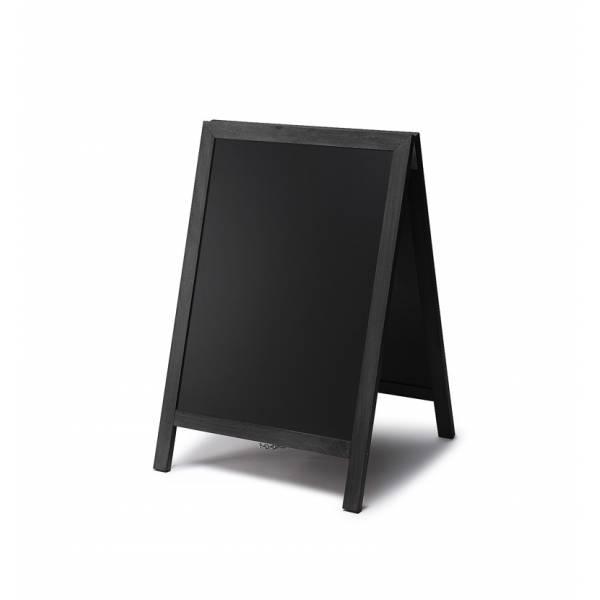 Lavagna con cavalletto 55x85 colore nero