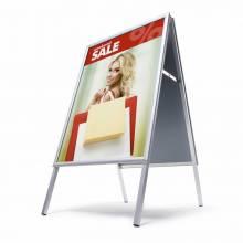 Cavalletto pubblicitario 50x70